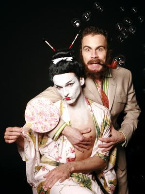 <br/>Photo: Andreas Brunglinghaus / The Director and his Muse, 2006