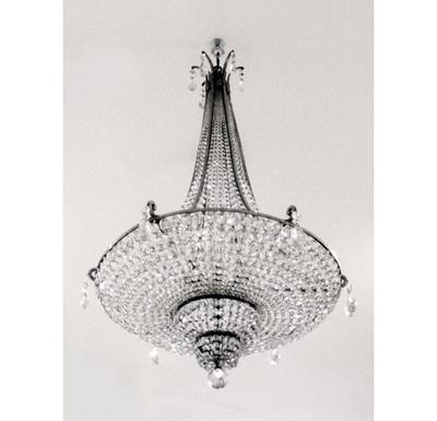 <br/>Photo: Property of Karl Kemp & Associates, Ltd. / Antique Chandelier for the <i>Hot Duct Lounge</i> (Proposal), 2007